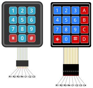 How to Set Up a Keypad on an Arduino  Circuit Basics