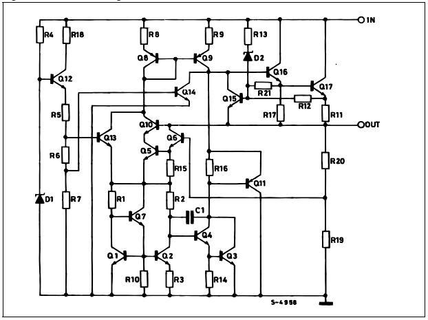 L7815CV Integrated Circuit Chip New & Original Positive
