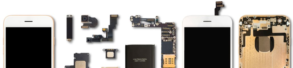components for a mobile phone