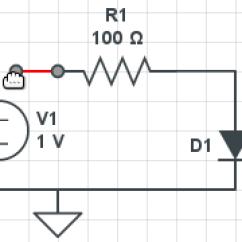 Circuit Diagram Maker Ge Advantium 120 Parts Online Simulator Schematic Editor Circuitlab Easy Wire Mode Screenshot