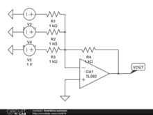 Lm317 Constant Current Circuit Constant Current Battery