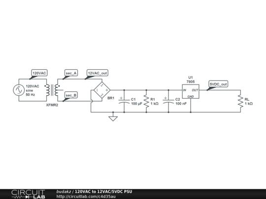 12vdc to 12vac converter circuit diagram boss plow wiring harness 120vac schematic 6vdc ~ elsavadorla