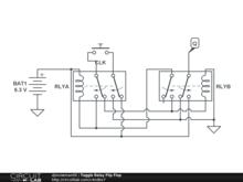 Current Monitor Relay Interlock Relay Wiring Diagram ~ Odicis