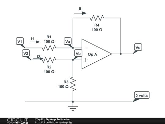 circuitlab public circuits tagged opamp
