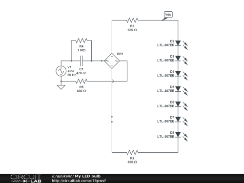 small resolution of my led bulb circuitlab led circuits and schematics for the hobbyist