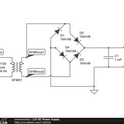 220v To 12v Transformer Wiring Diagram Fog Light Hid Ac Dc Converter 26 Images