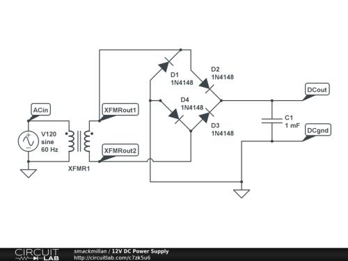 small resolution of ac to dc converter diagram 26 wiring diagram images 120v 60hz ac waveform 120v 60hz outlet
