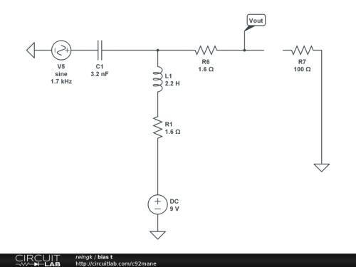 small resolution of bias t circuit diagram wiring diagram log bias t circuit diagram