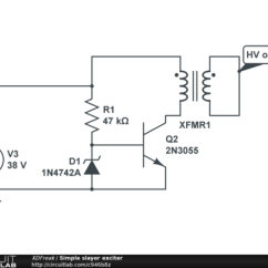 Tattoo Machine Wiring Diagram Pioneer Avh X7800bt Be Nungsanleitung Slayer Exciter Breadboard Schematic Joule Ringer ~ Elsavadorla