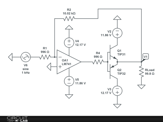 Chapter 7, Push-Pull current driver, Producing high