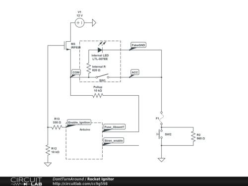 small resolution of model rocket igniter circuit