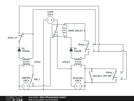 circuit diagram generator