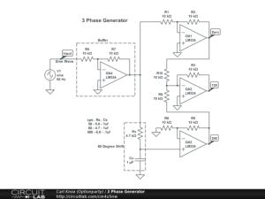 3 Phase Generator  CircuitLab