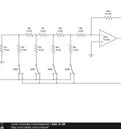 r 2r ladder circuit diagram wiring diagram hub molding machine diagram r 2r ladder circuit diagram [ 1024 x 768 Pixel ]