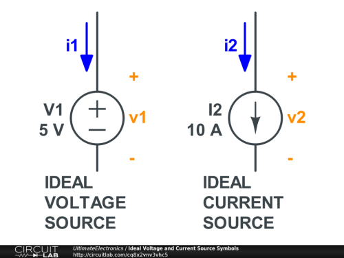 small resolution of ideal voltage source