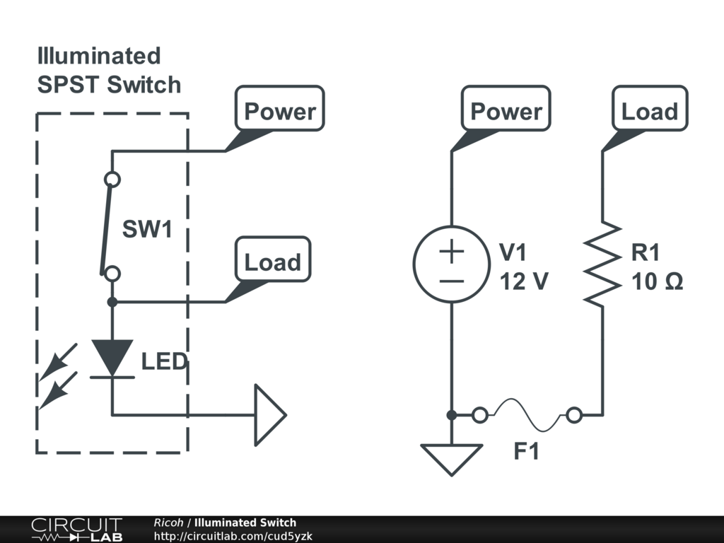 Dpst Switch Wiring Diagram 2 Pickup Photoelectric Sensor