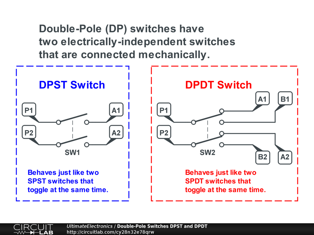 hight resolution of switches ultimate electronics textbook spdt switch wiring the remaining spdt switch