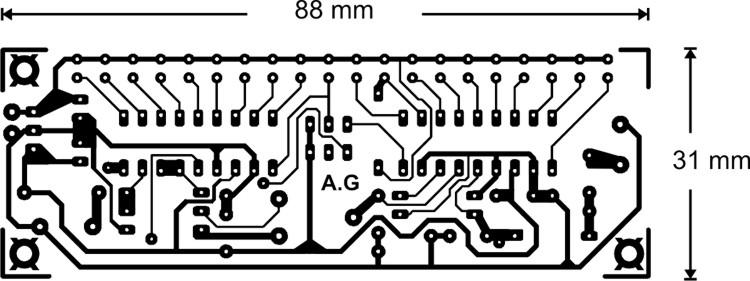 60db LED VU meter