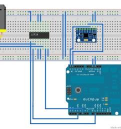 l293d mpu6050 arduino circuit diagram [ 1755 x 1398 Pixel ]