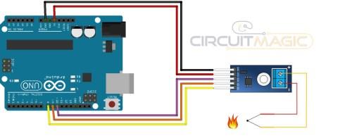 small resolution of temperature sensor with arduino u2013 k type thermocouple sensor max6675k type temperature controller circuit diagram