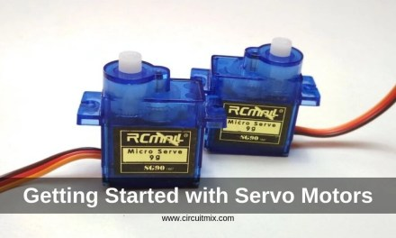Getting Started with Servo Motors