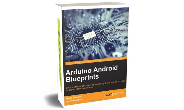 Arduino Android Blueprints By Marco Schwartz