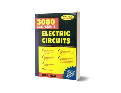 3000 Solved Problems in Electric Circuits