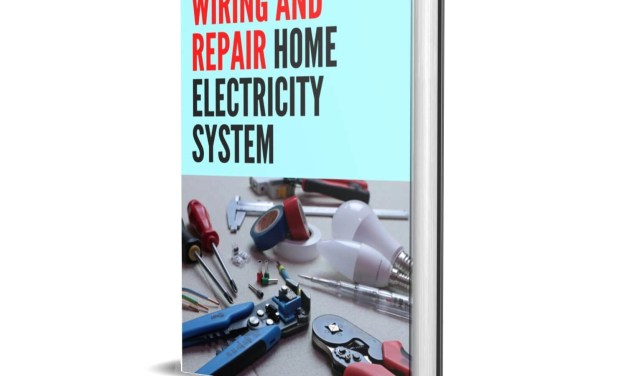 Wiring and Repair Home Electricity System