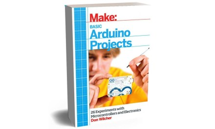 Make Basic Arduino Projects 26 Experiments