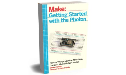 Make Getting Started with the Photon by Simon Monk
