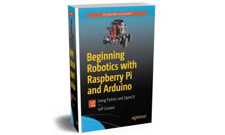 Beginning Robotics with Raspberry Pi & Arduino Using Python & OpenCV