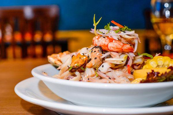 Circuito Gastronomico  Punta Sal cocina fusin peruana y