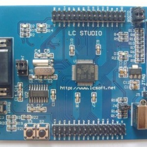 ARM Cortex-M3 STM32F103RBT6 MINI STM32 Scheda di Sviluppo