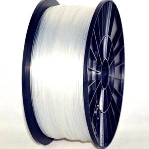 PLA 1.75mm 1KG 3D printer consumables transparent HIGH QUALITY GARANTITA SU MAKERBOT, MULTIMAKER, ULTIMAKER, REPRAP, PRUSA