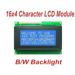 1604 LCD, 1604 LCD, LCD1604 LCD, 1604 LCD, 5V Blue Schermo