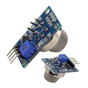 air mass Sensore, MQ135 Sensore, harmful gas detection Modulo