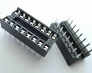8 Pezzi 16P IC socket