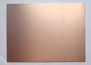 Double Side Fiberglass PCB board 10*15cm Thickness 1.5mm