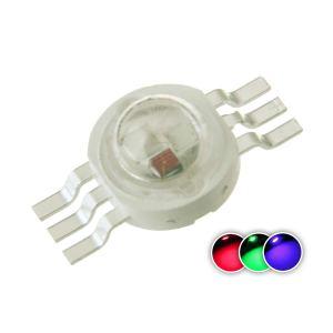 Chip Led 1W RGB 6 Pins Alta Luminosità