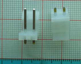 10 Pezzi CH3.96-2P 3.96 Spaziatura Pitch Socket