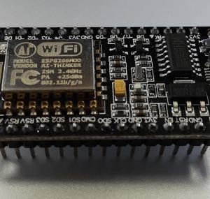 ESP8266 NodeMcu Lua WIFI V3 CH340