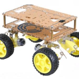 4WD Damping Car Telaio
