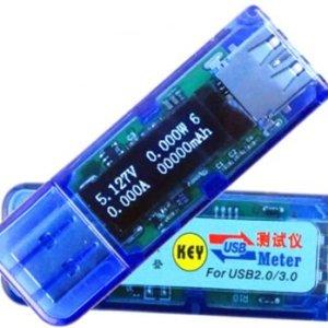 Voltaggio Amperometro Power Capacity Measure OLED USB 3.0 Low Voltaggio