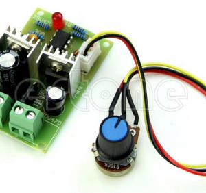 12V 24V 36V 3A PWM DC Motore Speed Regulation Controller