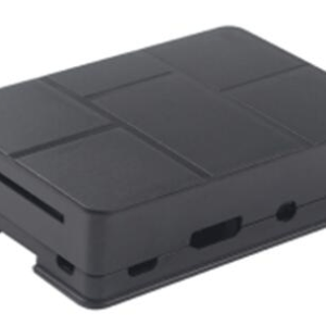 Raspberry Pi Case ABS Black Professional High Quality ABS Plastic Case