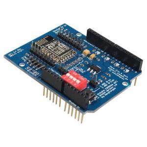 UNO R3 ESP8266 Seriale WiFi Scheda Espansione shield ESP-12E CC3000