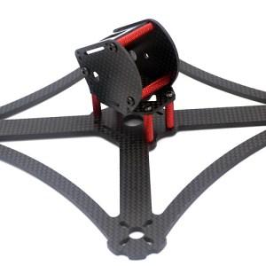 X5 GTS(190) 3mm Quadcopter Carbon Fiber Frame Kit