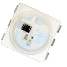 4 Pezzi WS2813 RGB SMD 5050 SOP 6 PIN LED con integrato controller DC 5V