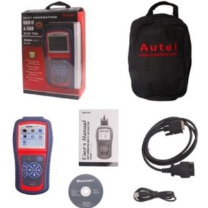 AUTEL AL419 AutoLink OBDII 2 CAN Scan Tool