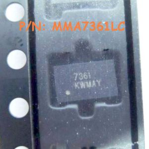 MMA7361LC 3AXES ACCELEROMETER 1.5G/6G LGA-14 IC Circuiti Integrati
